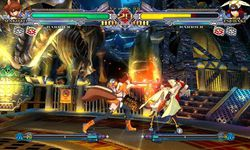 BlazBlue Continuum Shift - 10