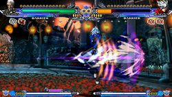 BlazBlue Continuum Shift 2 - PSP - 10