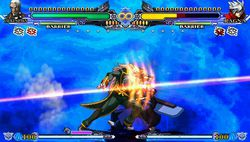BlazBlue Continuum Shift 2 - PSP - 11