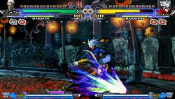 BlazBlue Continuum Shift 2 - PSP - 12