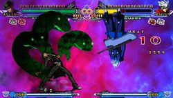 BlazBlue Continuum Shift 2 - PSP - 16