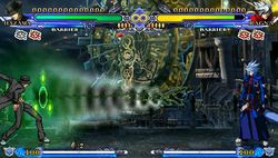 BlazBlue Continuum Shift 2 - PSP - 17