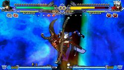 BlazBlue Continuum Shift 2 - PSP - 18