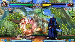 BlazBlue Continuum Shift 2 - PSP - 19