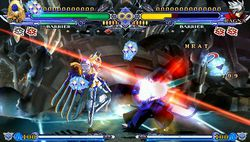 BlazBlue Continuum Shift 2 - PSP - 34