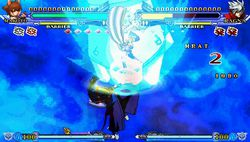 BlazBlue Continuum Shift 2 - PSP - 8