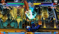 BlazBlue Continuum Shift 2 - PSP - 9
