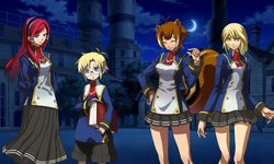 BlazBlue Continuum Shift - 4