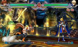 BlazBlue Continuum Shift - 5