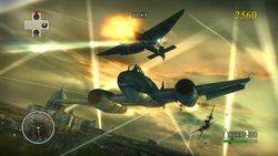 Blazing angels 2 version ps3 2