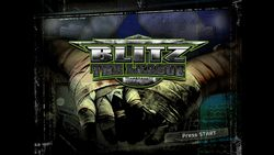 Blitz : The League   15