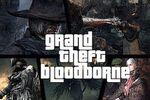 Bloodborne - vue GTA