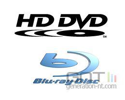 Blu ray hd dvd