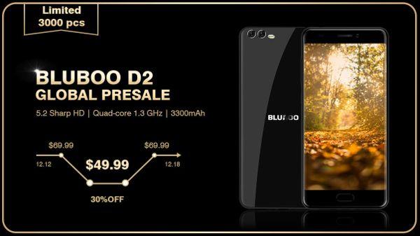 Bluboo-D2-lancement
