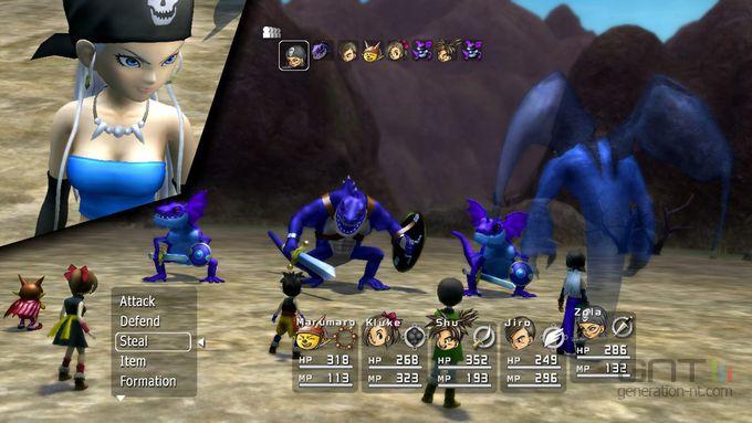 Blue Dragon - 10