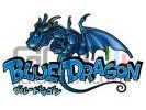 Blue dragon logo small
