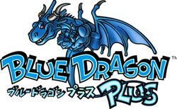 Blue Dragon Plus   logo