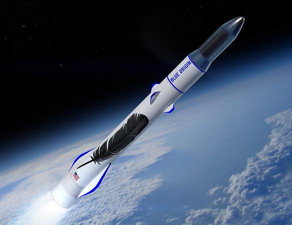 Blue Origin New Glenn