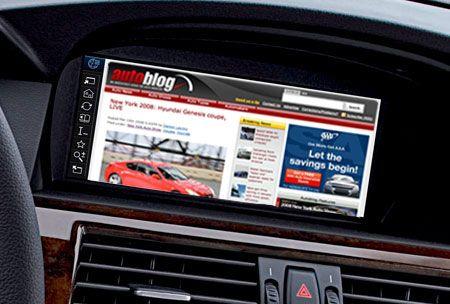BMW Internet illimité