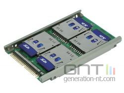 Boitier ssd century cartes memoire sd small