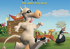 Bone : The Great Cow Race : un jeu d'aventure très attachant !