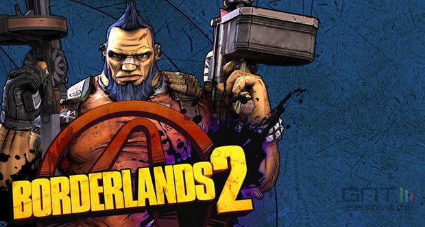 Borderlands 2 - artwork