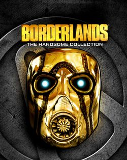 Borderlands - The Handsome Collection - logo