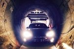 Boring Company Tesla tunnel Hawthorne