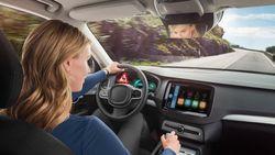 Bosch écran 3D voiture 1