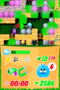 Boulder Dash Rocks DS (2)