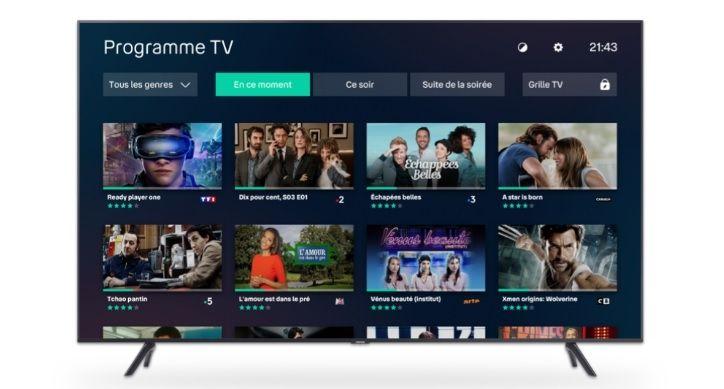 Bouygues Telecom Bbox Smart TV