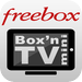 Box'n TV mini  Freebox
