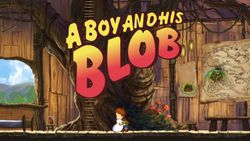 A Boy and his Blob - 2