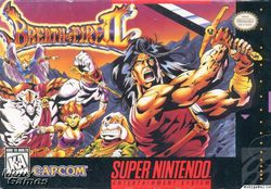 Breath of Fire II   Pochette