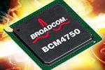 Broadcom BCM4750 GPS
