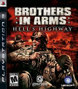 Brother in Arms : Hell Highway   pochette