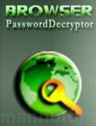 BrowserPasswordDecryptor : placer les mots de passe connus de votre navigateur, en sécurité !