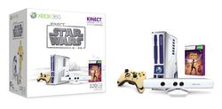 Bundle 360 Kinect Star Wars