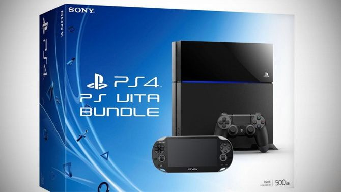 Bundle PS4 PS Vita