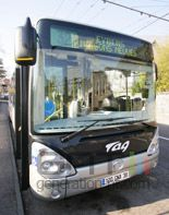 Bus reseau tag grenoble