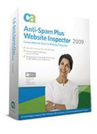 CA Anti-Spam Plus CA Website Inspector : un anti-spam puissant