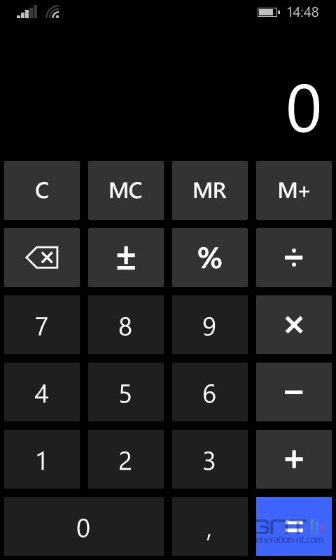 Calculatrice scientifique (2)