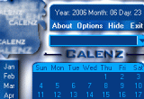 Calenz screen1
