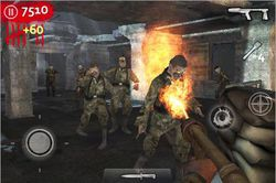 Call Duty Zombies iPhone 02