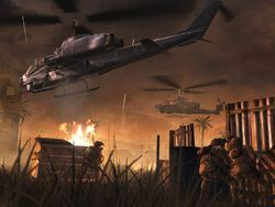 Call Of Duty 4 Modern Warfare   Image 1