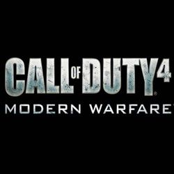Call Of Duty 4 Modern Warfare - Logo