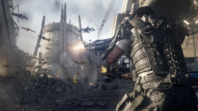 Call of Duty Advanced Warfare - 3