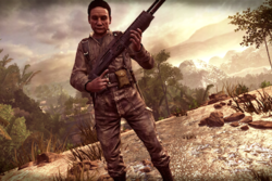 Call of Duty Black Ops 2 - Manuel Noriega
