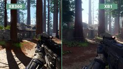 Call of Duty Black Ops 3 - comparatif Xbox One Xbox 360 - 8