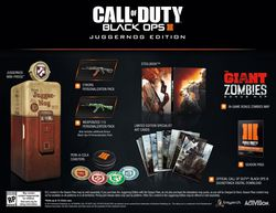Call of Duty Black Ops - Juggernog Edition